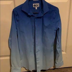 Express ombré shirt 1MX